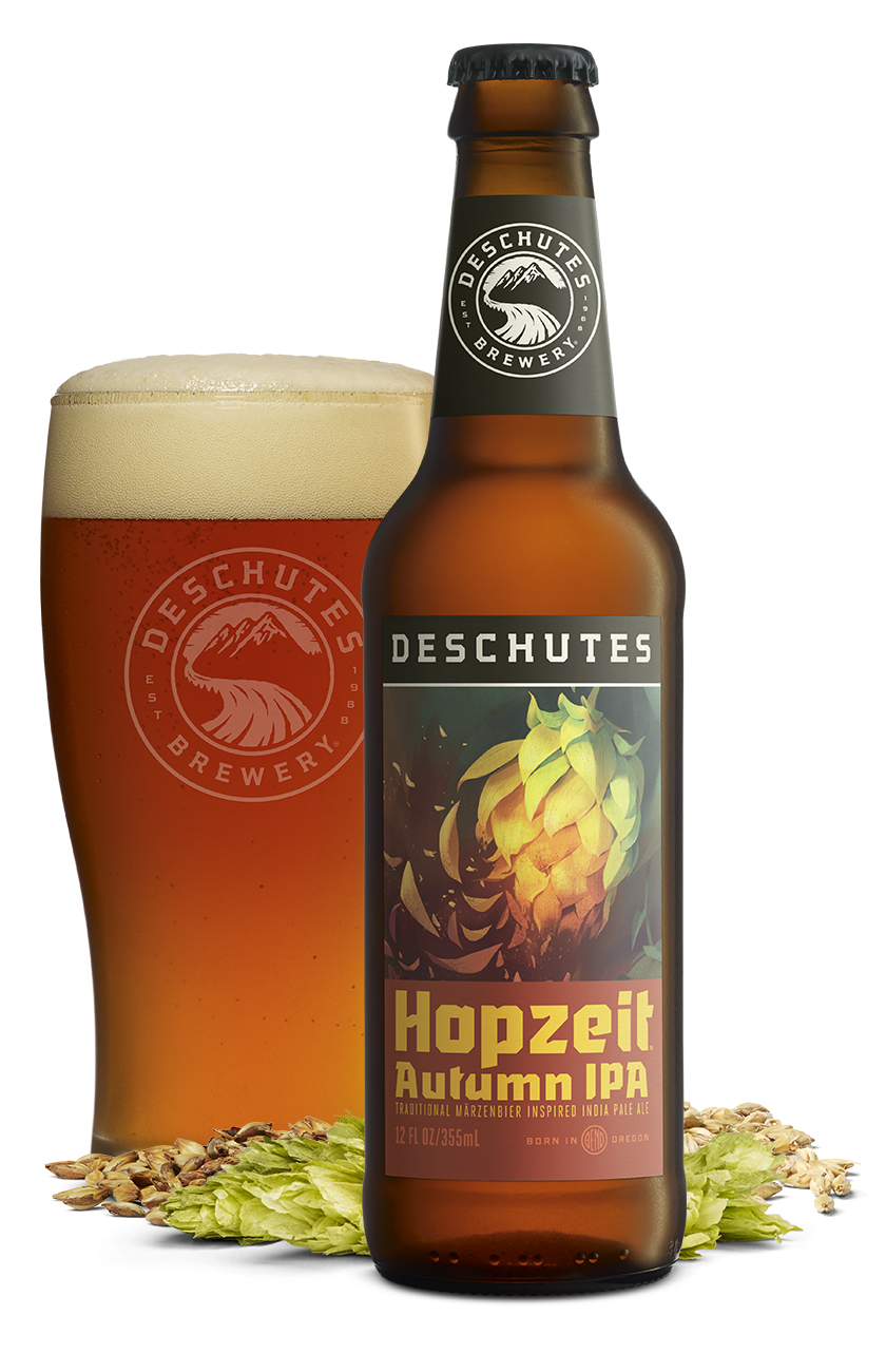 Deschutes Brewery Hopzeit Autumn IPA