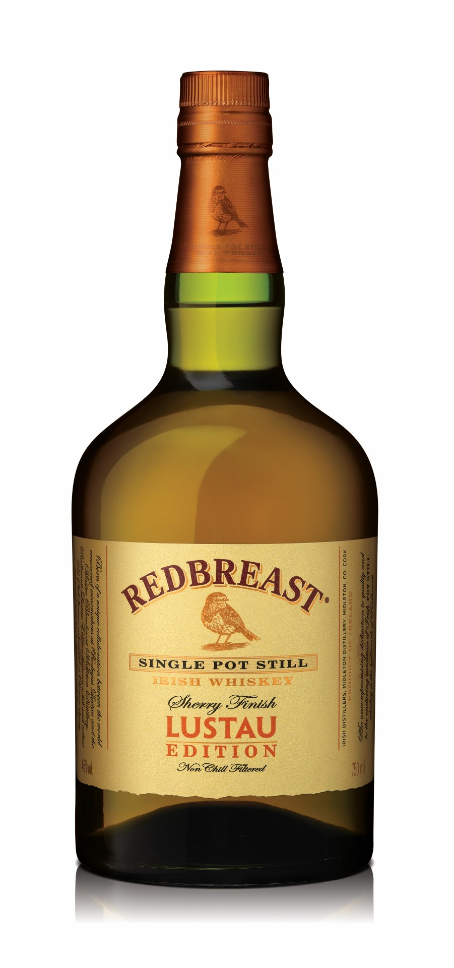 Redbreast Sherry Finish Lustau Edition Irish Whiskey