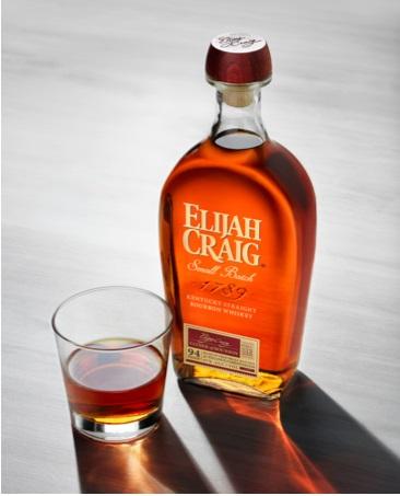 Kendte Review: Elijah Craig Small Batch Bourbon (2016) - Drinkhacker WJ-89