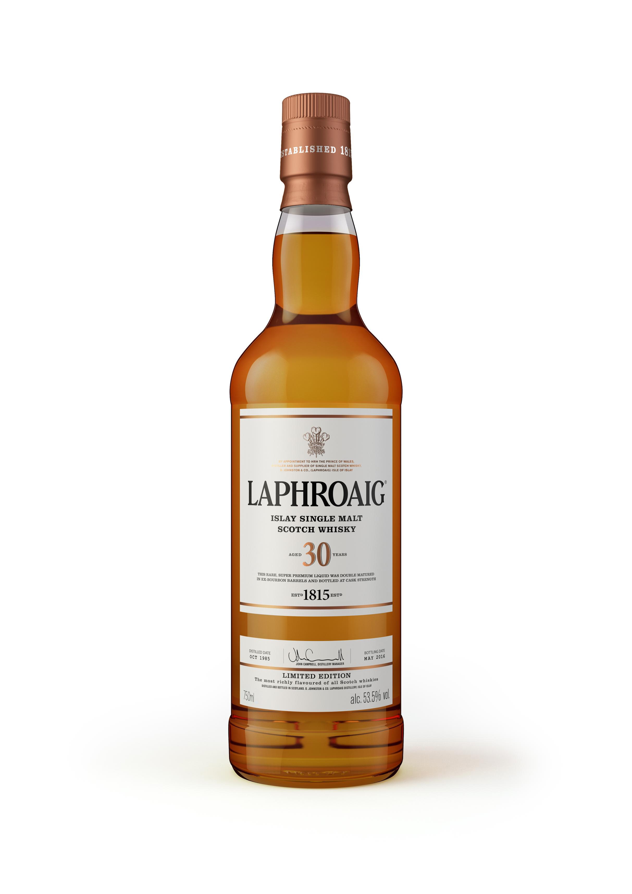 Laphroaig 30 Years Old