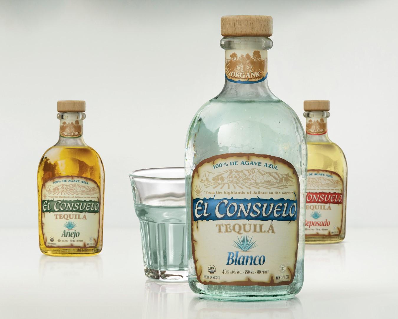 El Consuelo Tequila Reposado