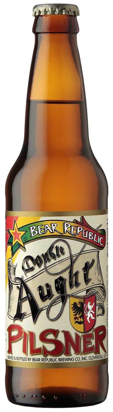Bear Republic Double Aught Pilsner