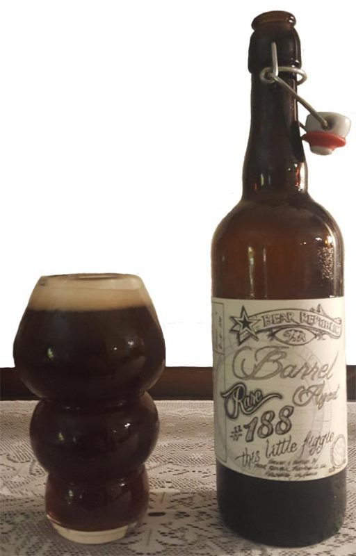 Barrel 188: This Little Figgie Ale
