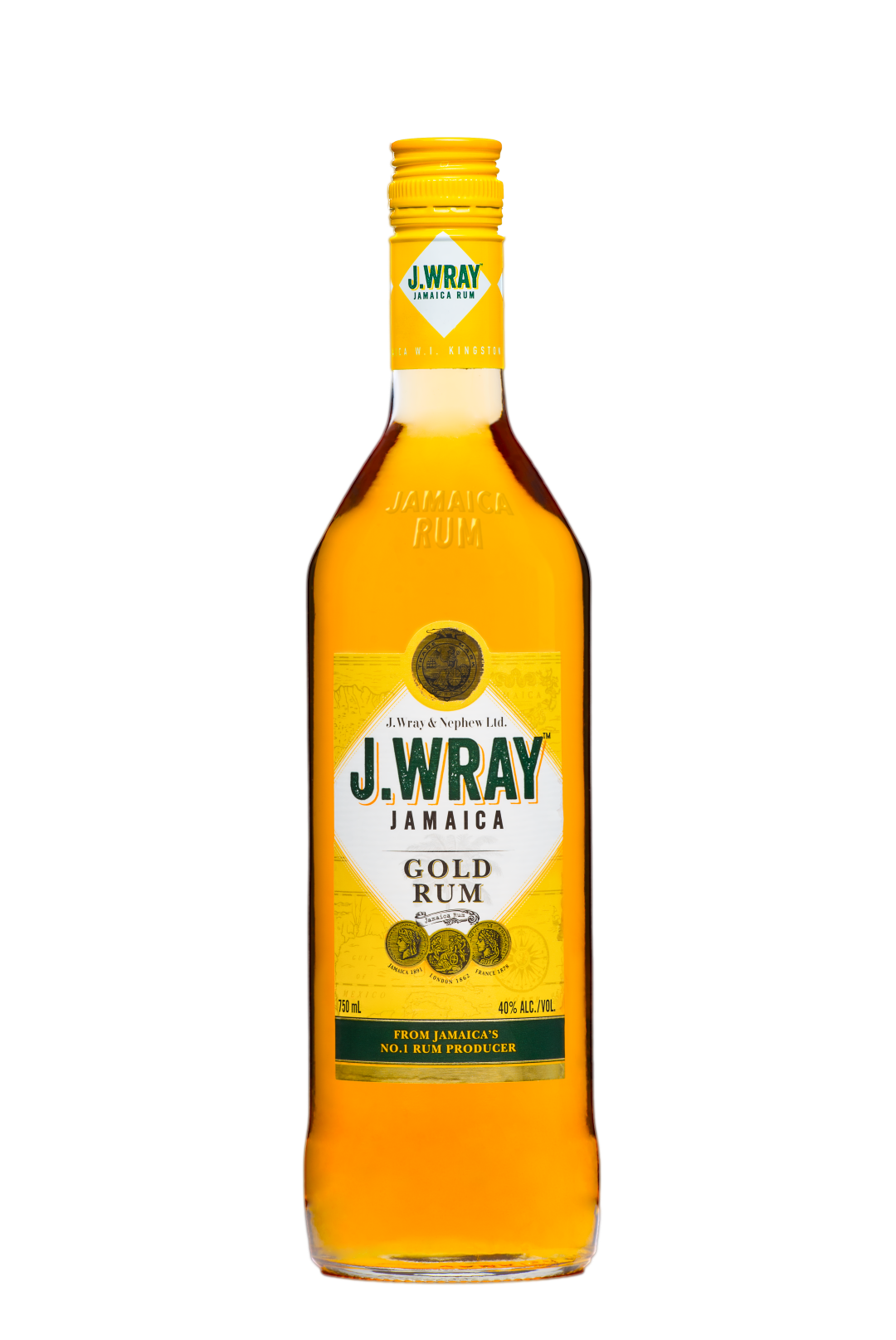 Review J Wray Amp Nephew Silver Rum Gold Rum And