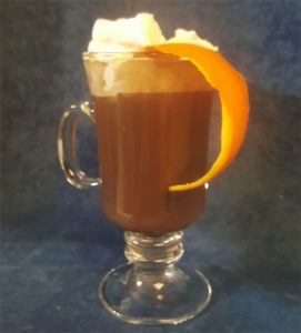 orange hot chocolate for four from seriouseats com 1 4 cup cocoa ...