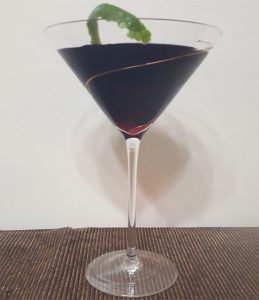 Red Dog Martini