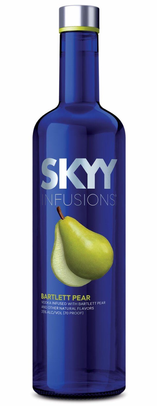 Skyy Infusions Bartlett Pear Vodka