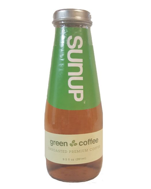 Sunup Green Coffee