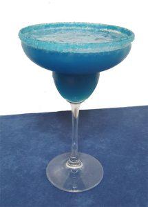 Blue Cowboy Margarita