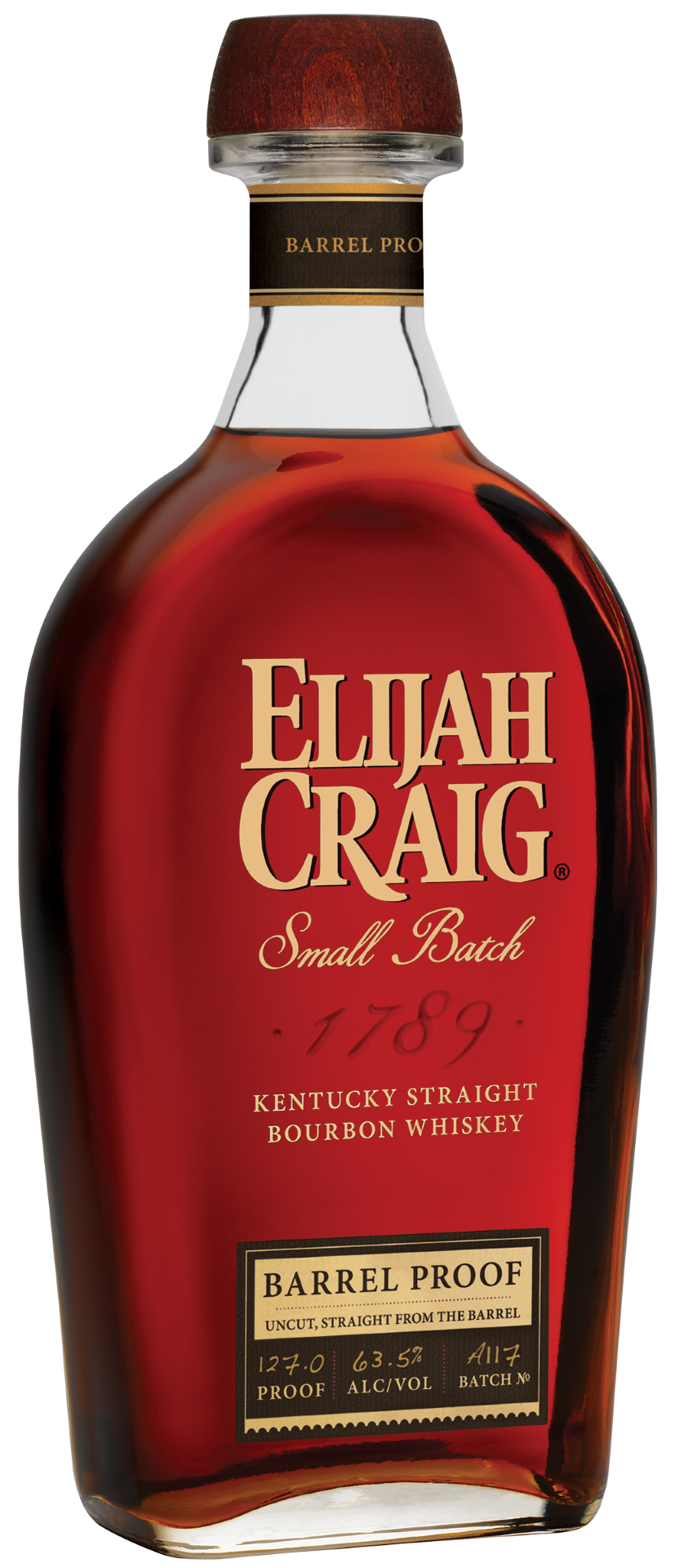 Elijah Craig Barrel Proof Batch B517 (May 2017)