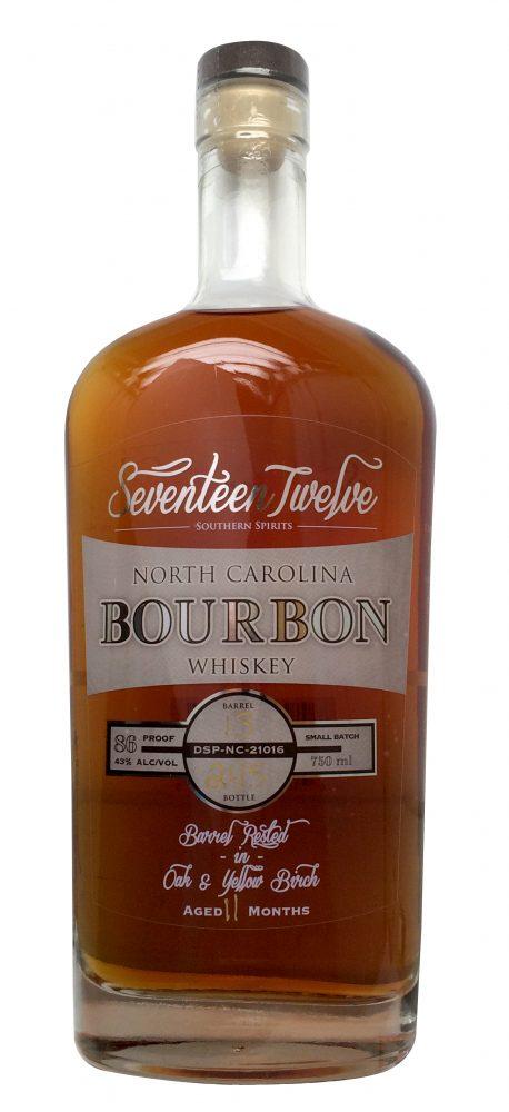 Seventeen Twelve Spirits North Carolina Bourbon