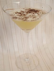 Key Lime Pie Cocktail