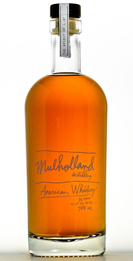 Mulholland Distilling American Whiskey