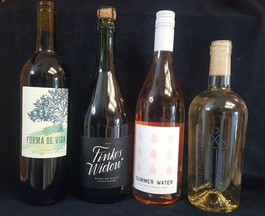 Winc subscription box wines