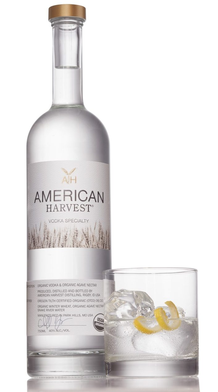 American Harvest Vodka Specialty (2017)