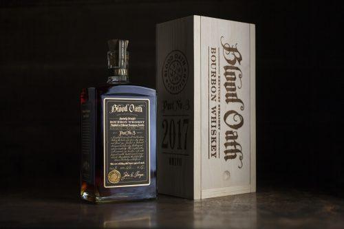 Blood Oath Bourbon Whiskey Pact No. 3 2017
