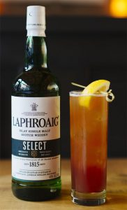 Laphroaig® Back Yard Collins