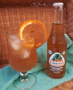 Tamarind and Tequila Soda