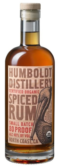 Review humboldt distillery spiced rum drinkhacker for What goes good with spiced rum
