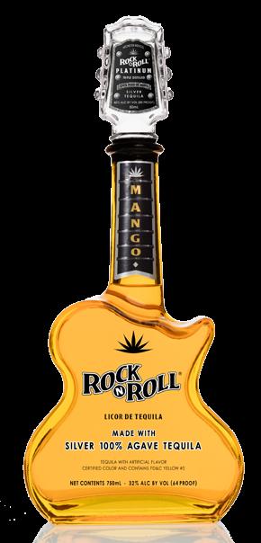 Rock N Roll Mango Licor de Tequila
