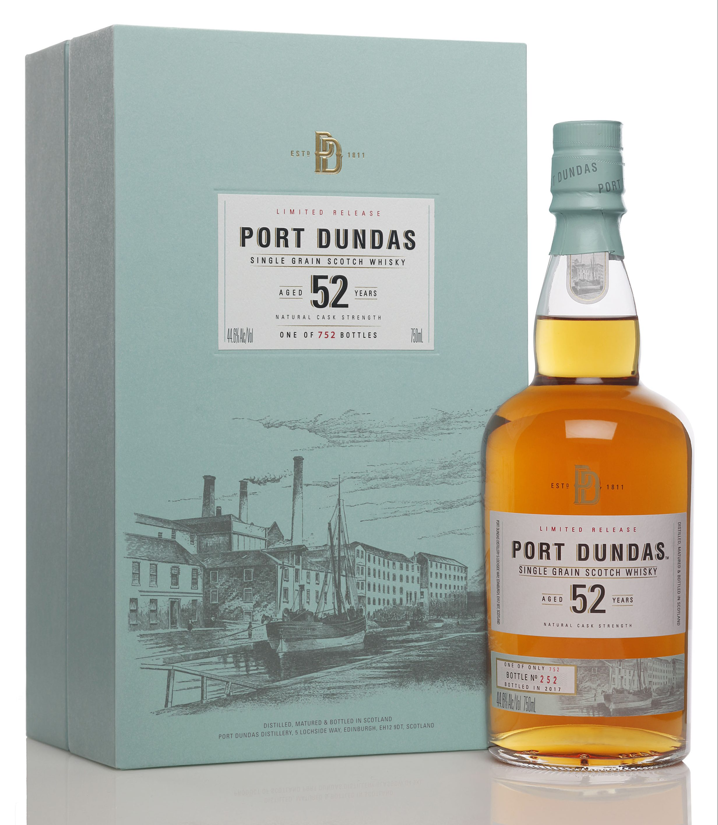 Port Dundas 52 Years Old Limited Edition 2017