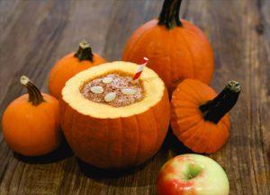 Pumpkin Spice Negroni