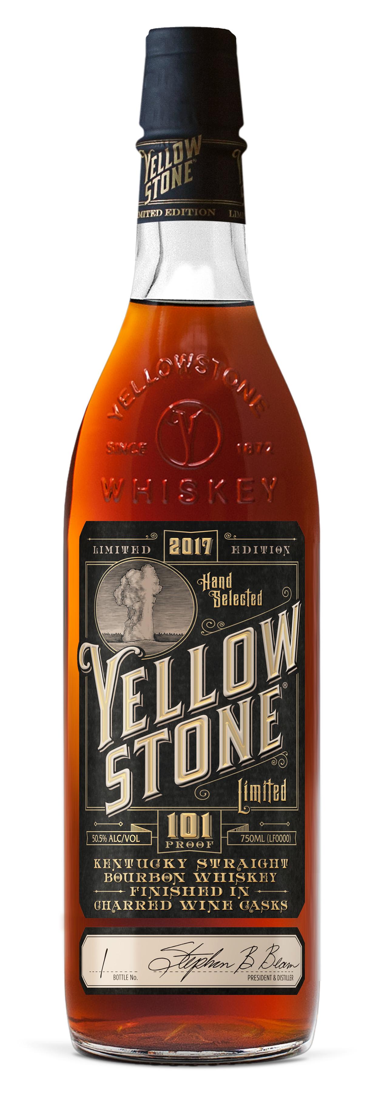 Yellowstone Limited Edition Kentucky Straight Bourbon 2017