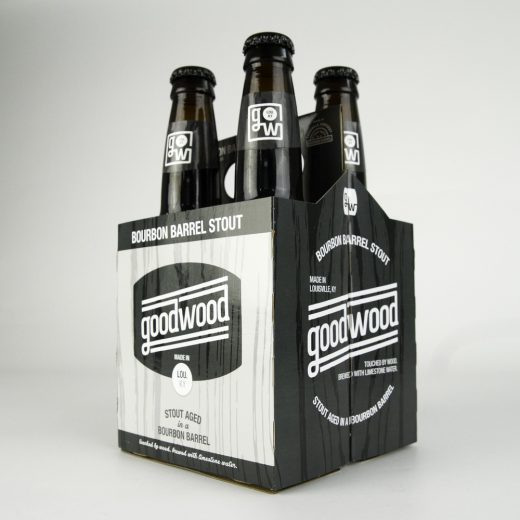 Goodwood Brewing Company Bourbon Barrel Stout