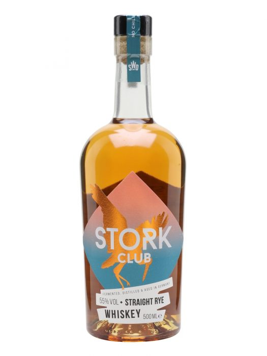Spreewood Distillers Stork Club Straight Rye Whiskey