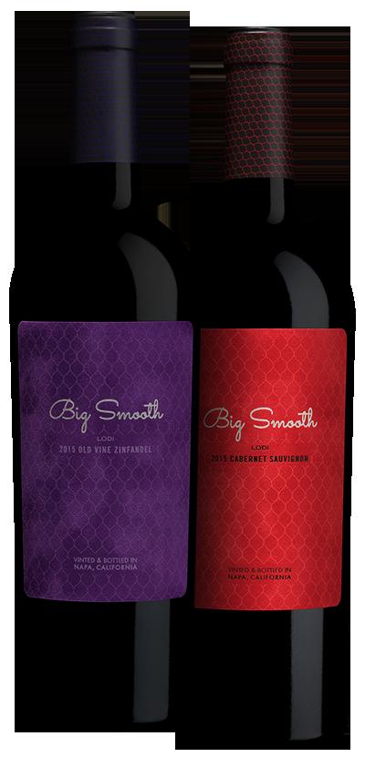 2015 Big Smooth Old Vine Zinfandel Lodi