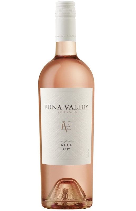 2017 Edna Valley Rose California