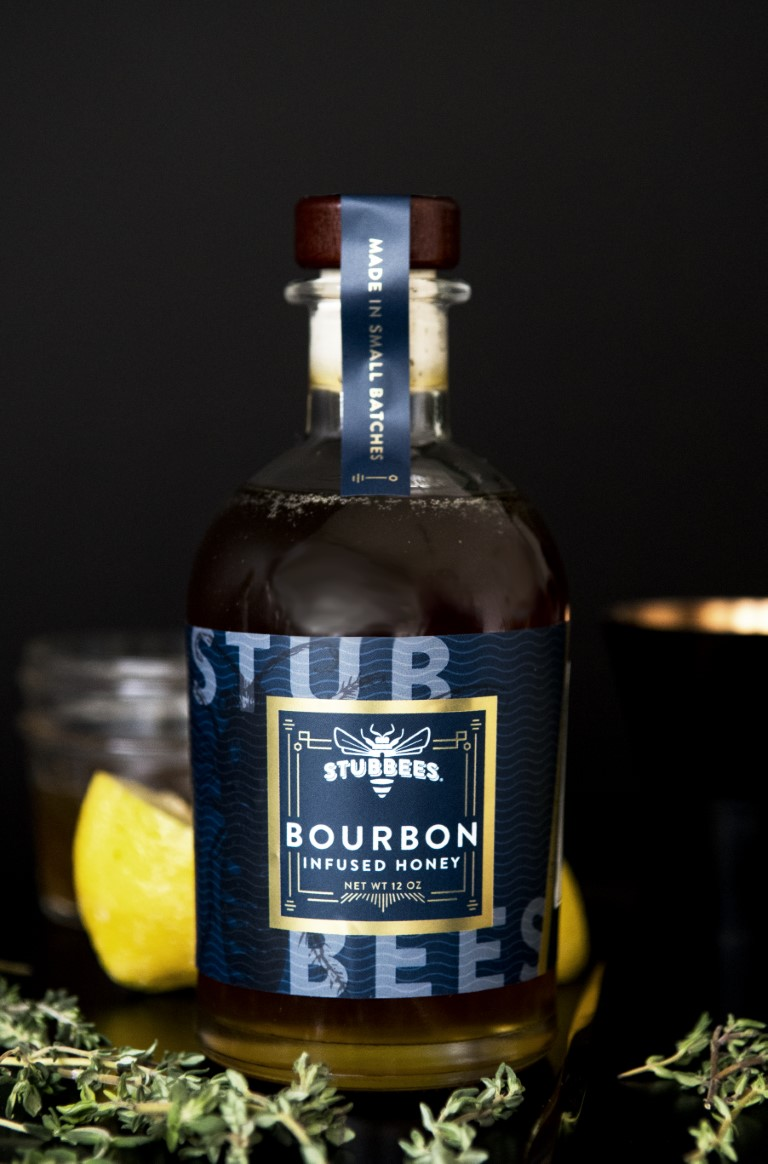 Stubbees Bourbon Infused Honey