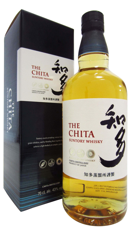 The Chita Single Grain Whiskey