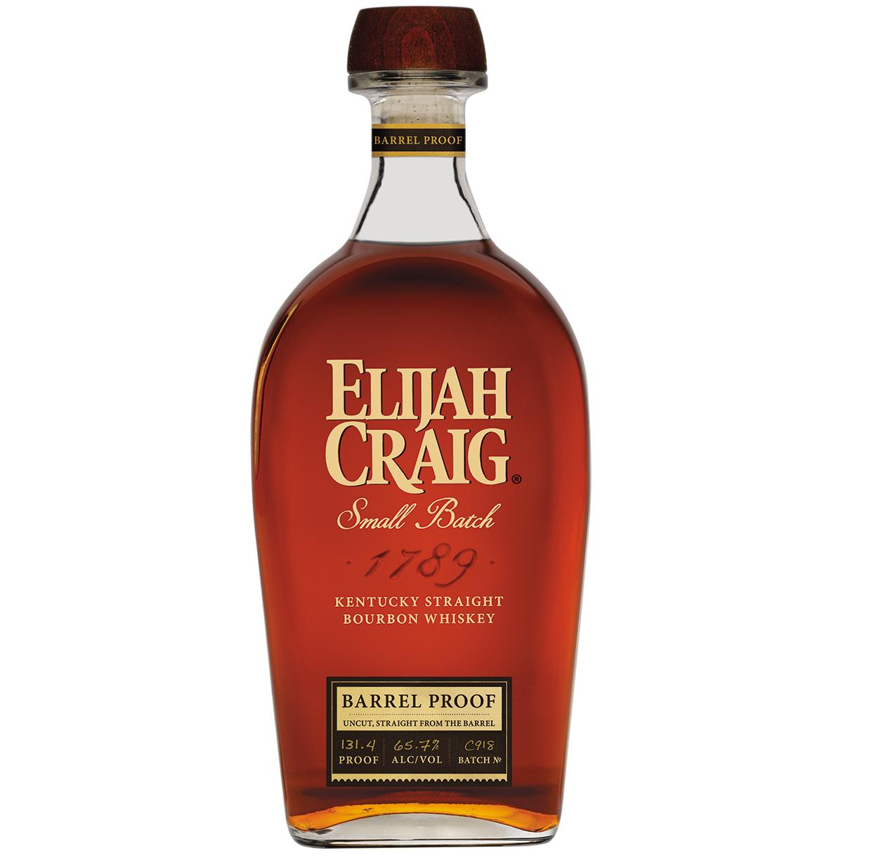 Elijah Craig Barrel Proof Batch A119 (January 2019)