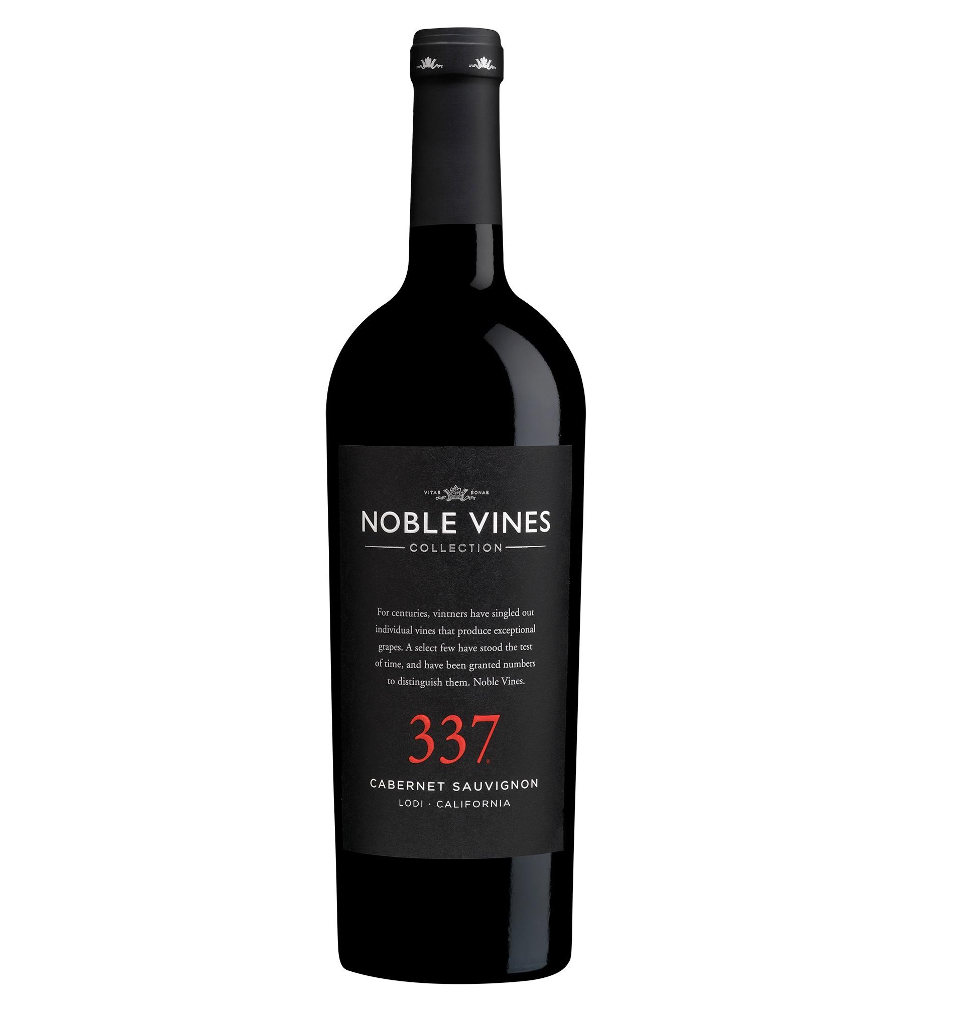 2014 Noble Vines Collection 337 Cabernet Sauvignon Lodi