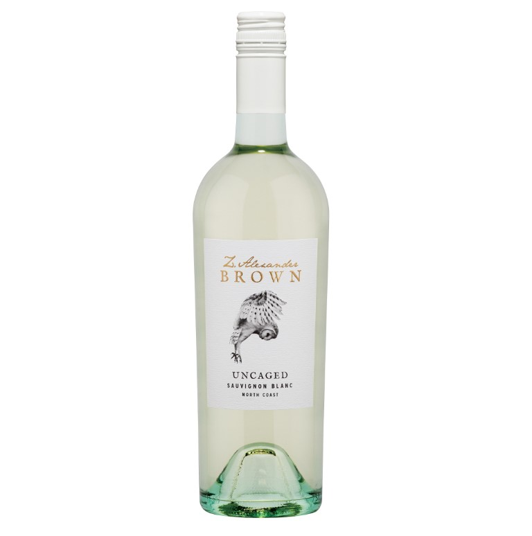 2016Z. Alexander Brown Uncaged Chardonnay Santa Lucia Highlands