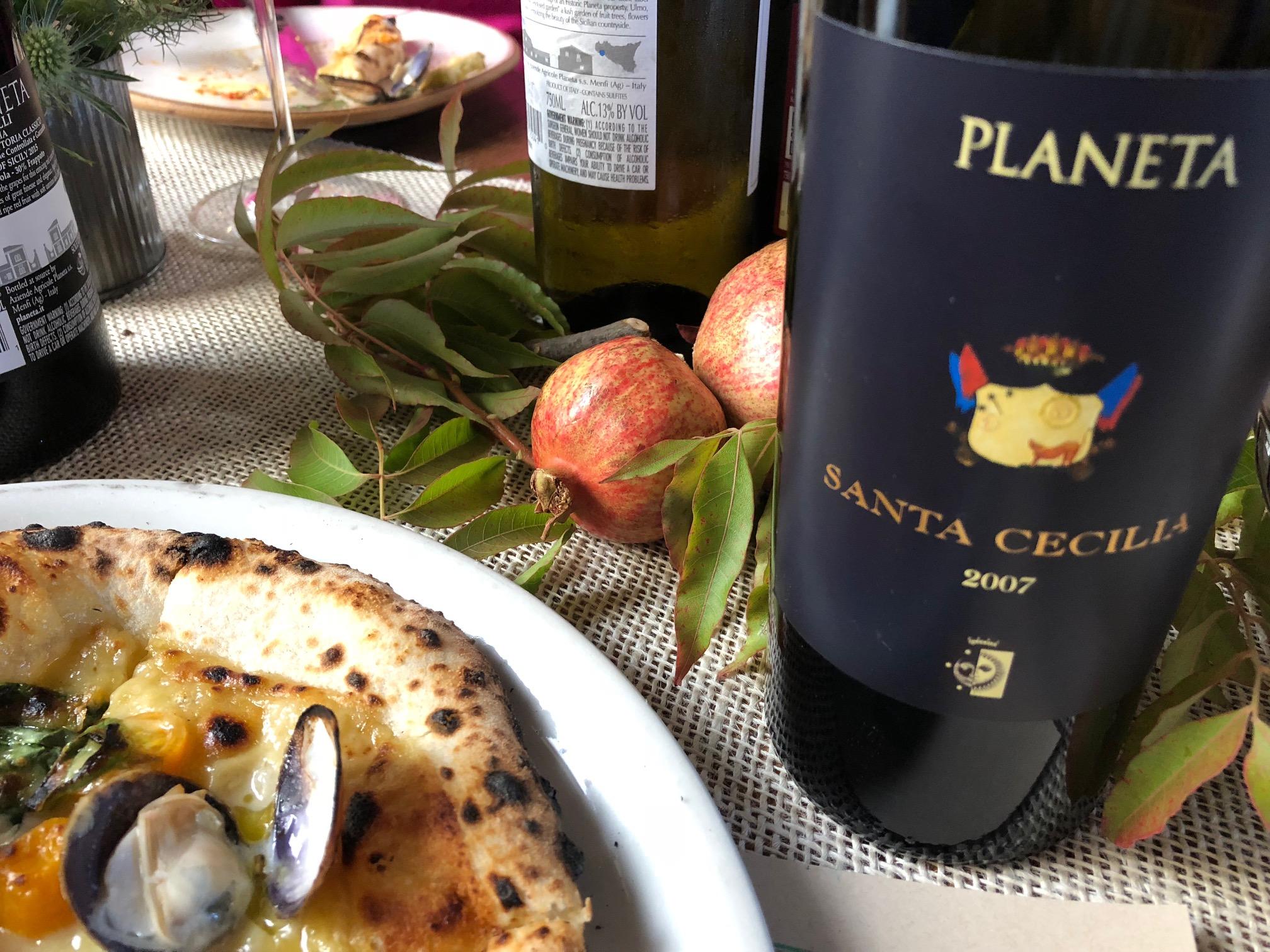 2007 Planeta Santa Cecilia Noto IGT