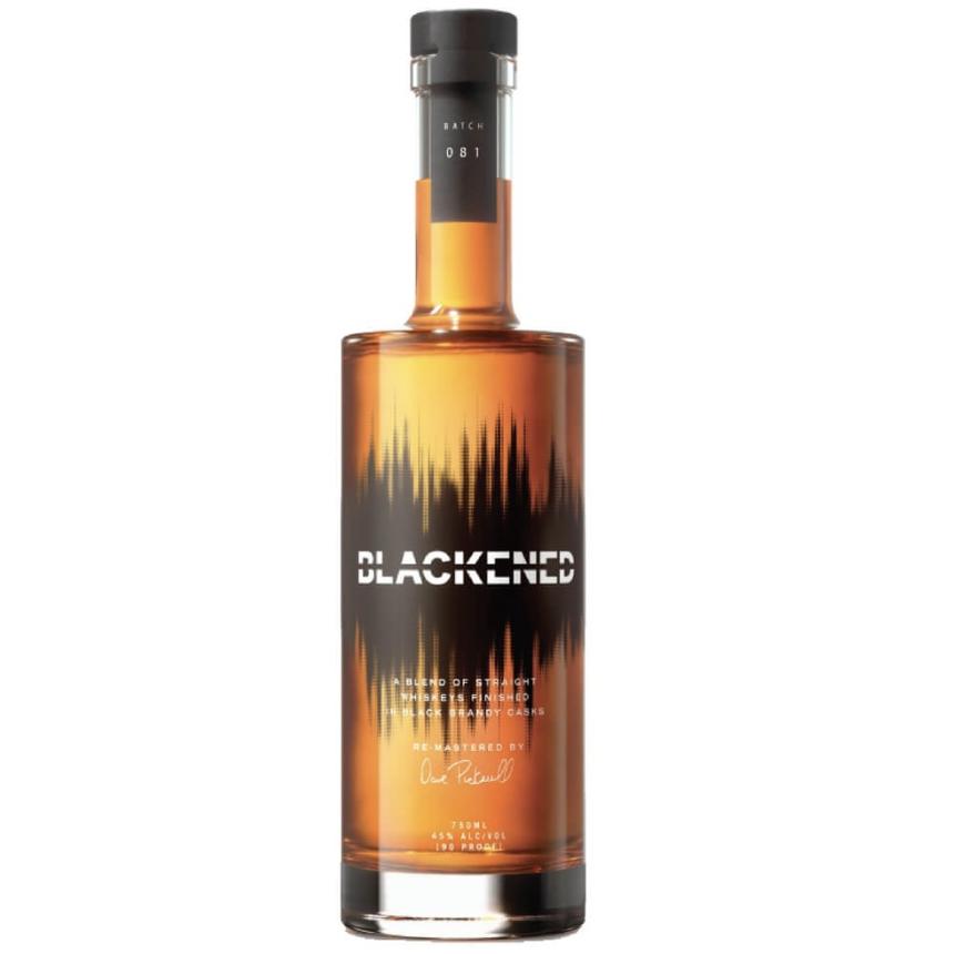 Metallica's Blackened Whiskey