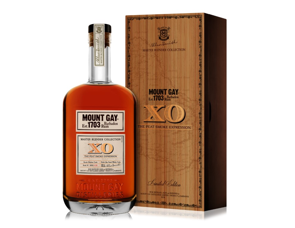 Mount Gay XO Rum - The Peat Smoke Expression