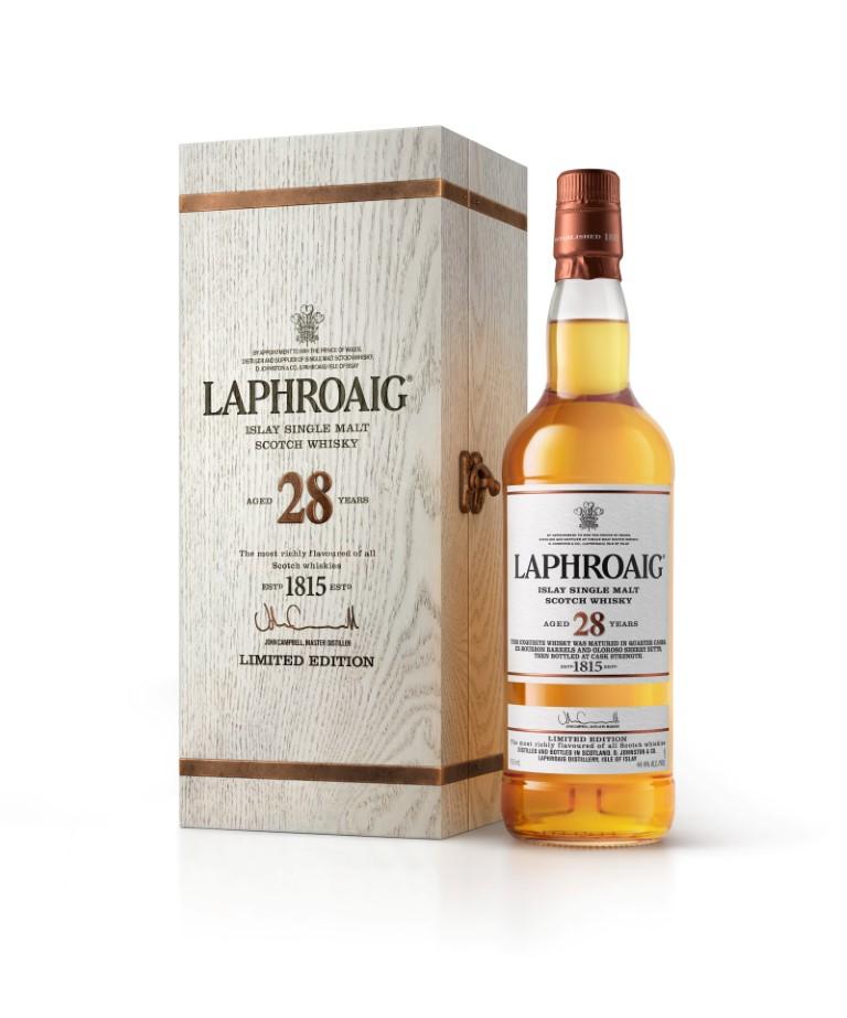 Laphroaig 28 Years Old