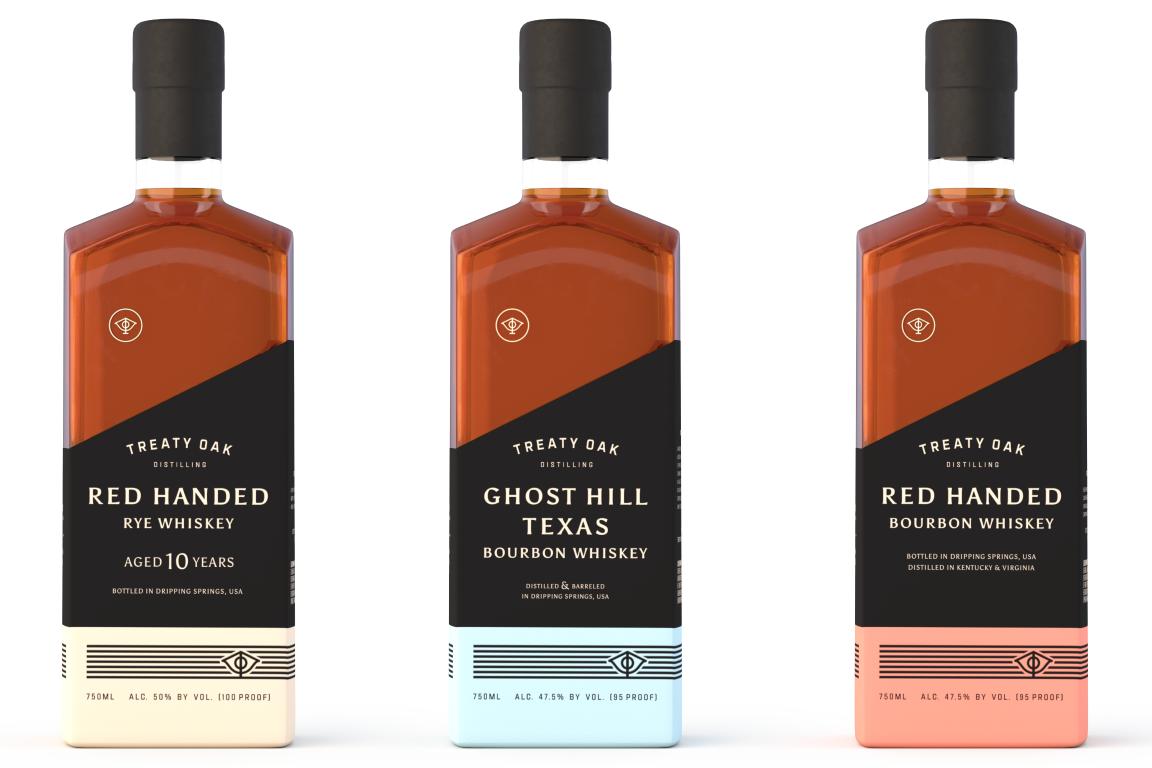 Treaty Oak Distilling Red Handed Bourbon