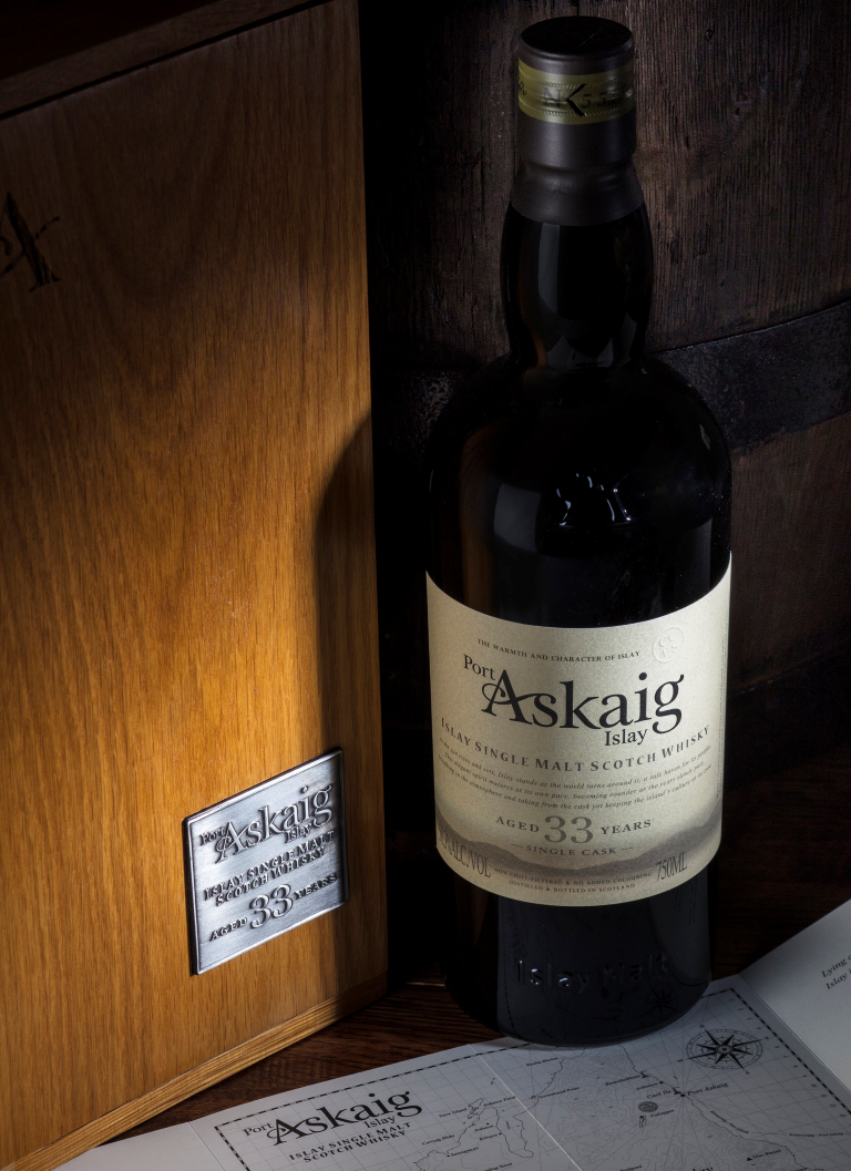 Port Askaig 33 Years Old