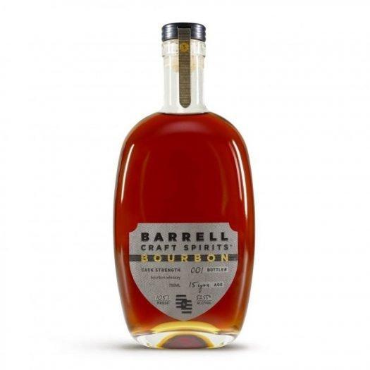 Barrell Craft Spirits Bourbon 15 Years Old