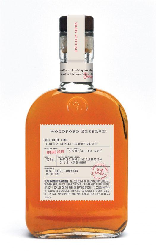 Woodford Reserve Distillery Series - Bottled in Bond Bourbon