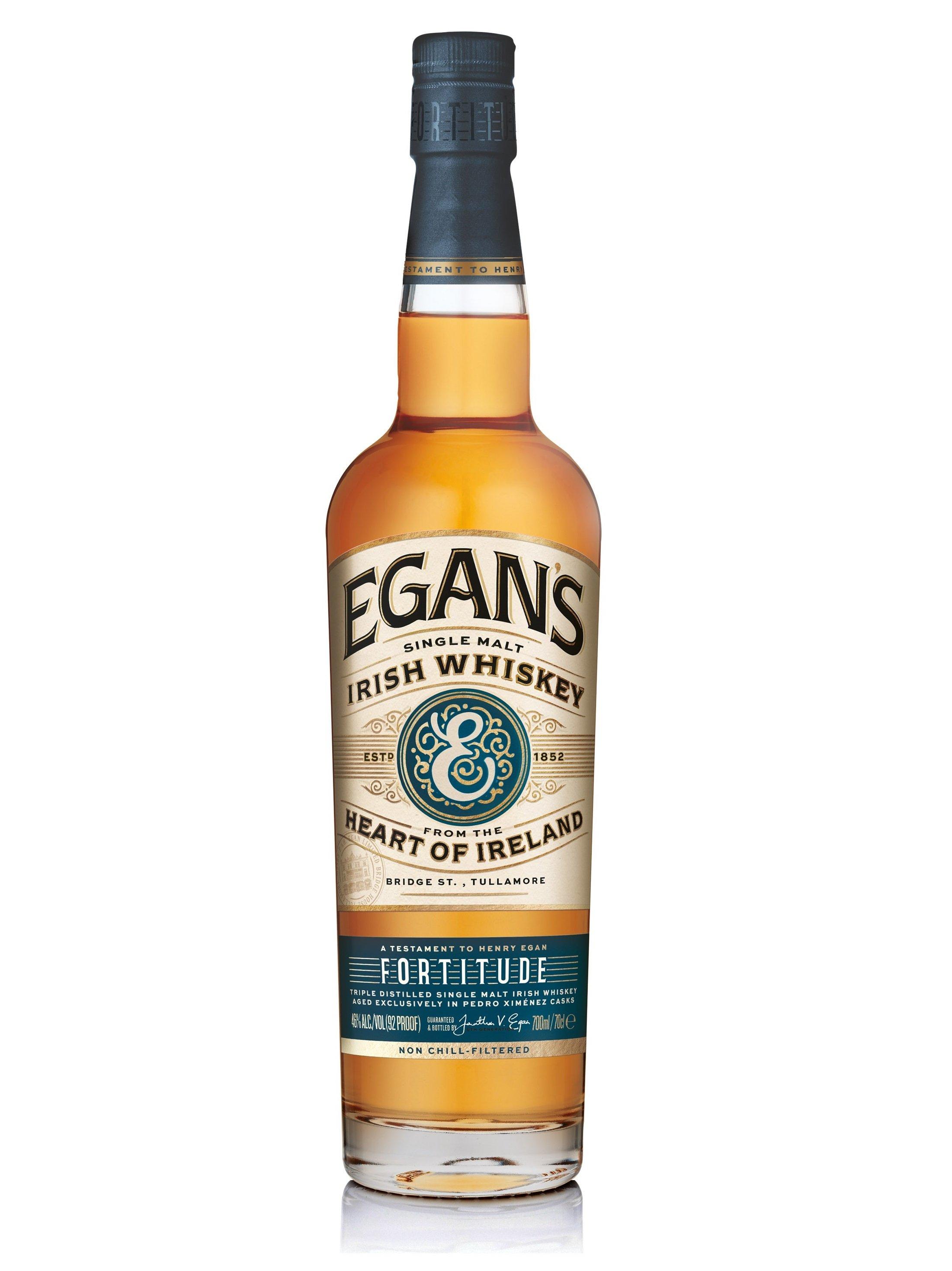 Egan's Fortitude Single Malt Irish Whiskey