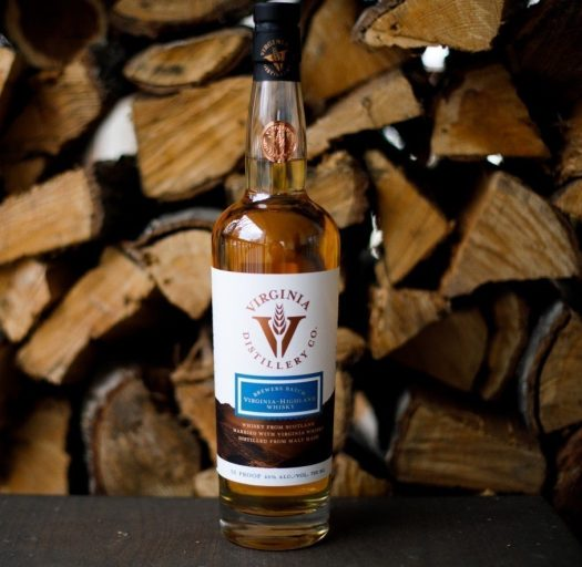 Virginia Distillery Brewers Batch Virginia-Highland Whisky (Batch 2)
