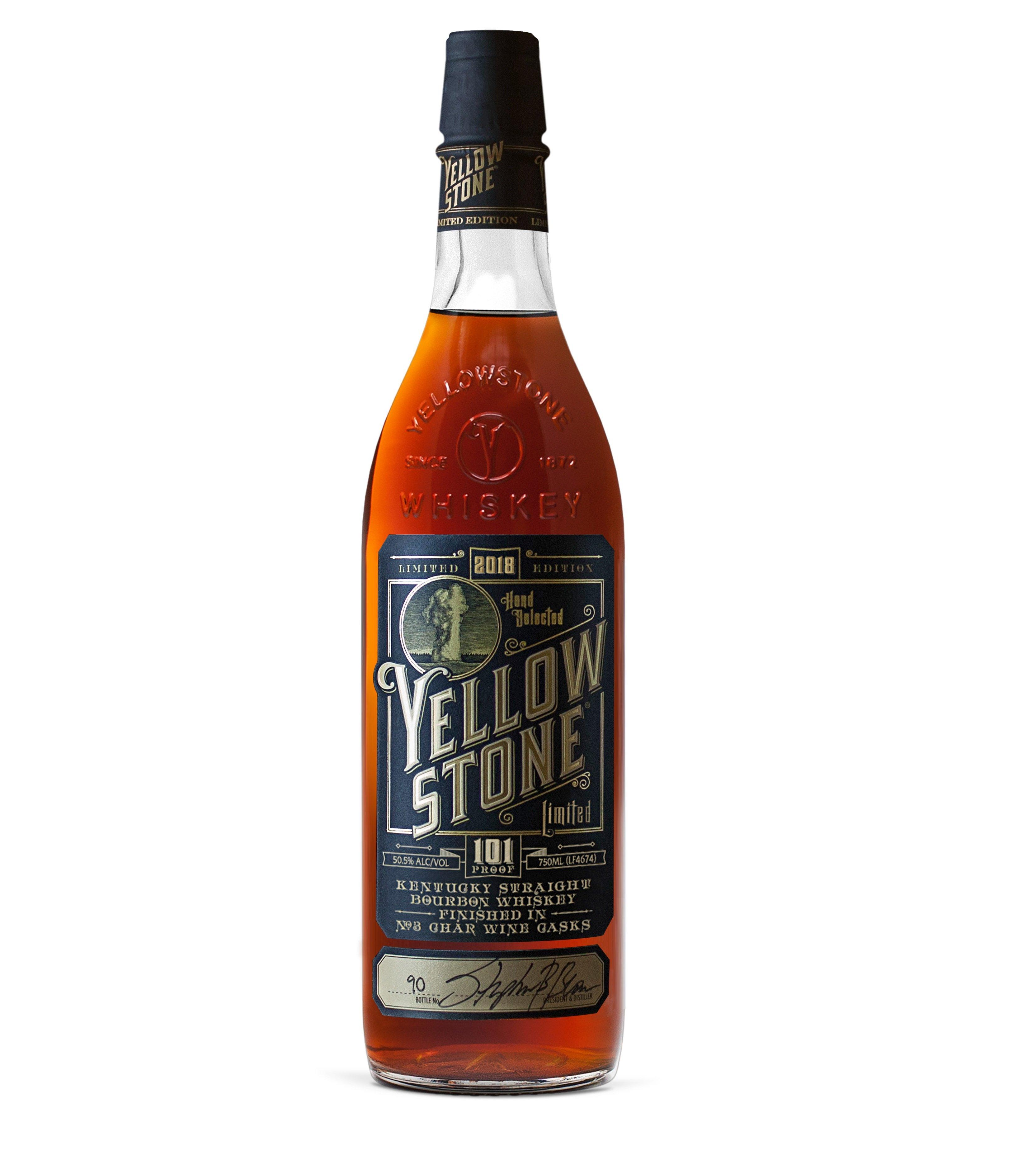 Yellowstone Limited Edition Kentucky Straight Bourbon 2018