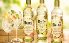 Ketel One Vodkas with Botanicals