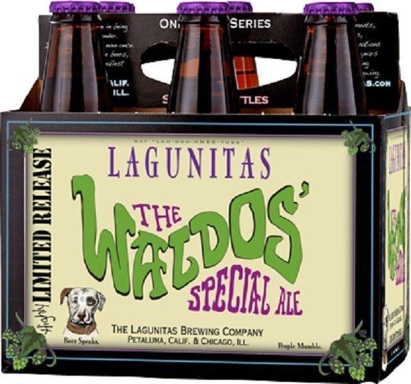 Lagunitas The Waldos' Special Ale 2019