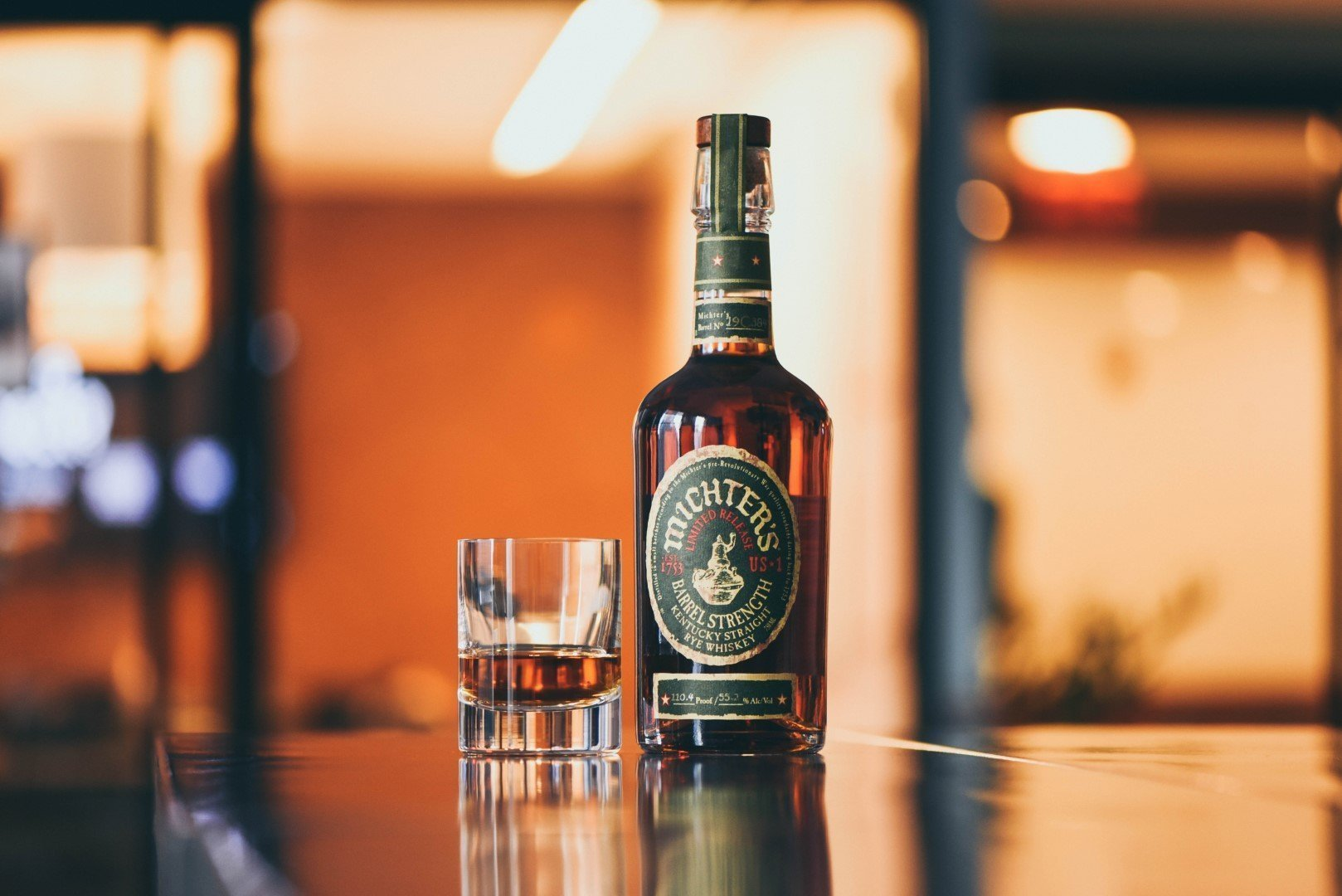 Michter's US-1 Barrel Strength Straight Rye 2019